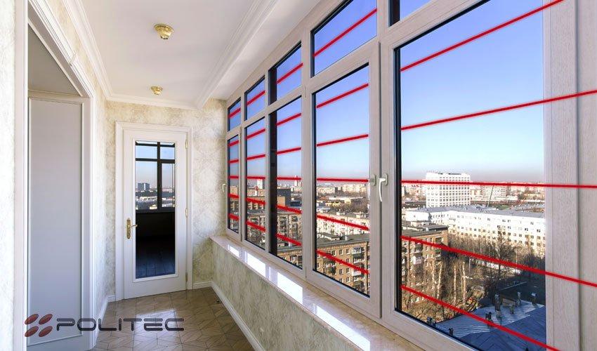 aktywna bariera podczerwieni Sadrin do ochrony okien i drzwi