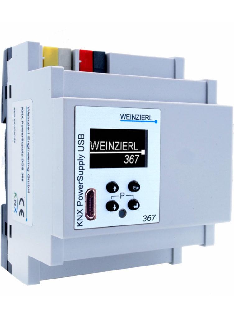 urządzenia systemowe KNX Elsner Elektronik