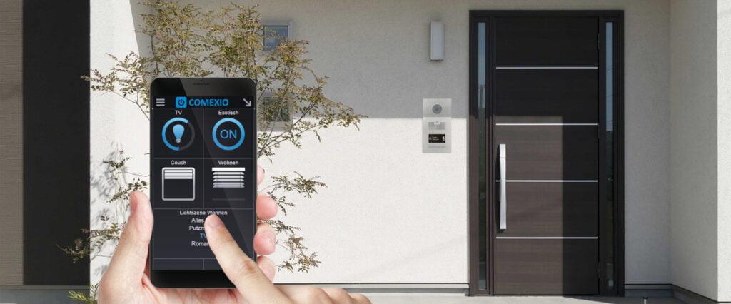 System automatyki Comexio, inteligentny dom