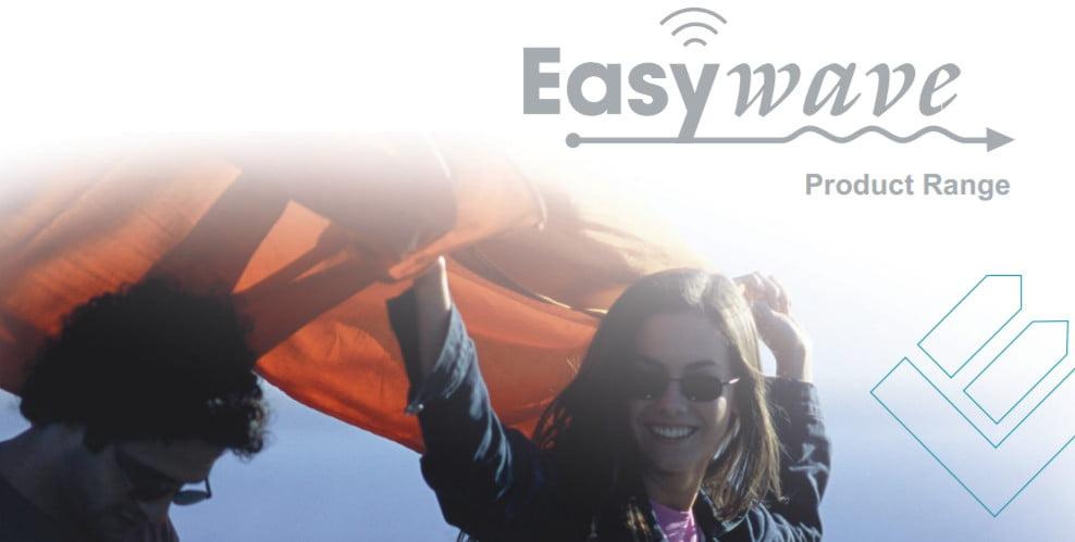 Eldat - system Easywave
